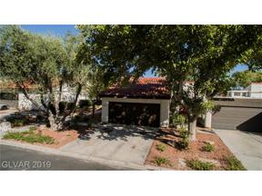 Property for sale at 2578 La Fortuna Avenue, Las Vegas,  Nevada 89121