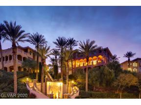 Property for sale at 60 Luce Del Sole Unit: 2, Henderson,  Nevada 89011