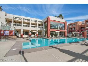 Property for sale at 75 Agate Avenue Unit: 407, Las Vegas,  Nevada 89123