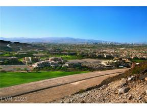 Property for sale at 531 Cityview Ridge, Henderson,  Nevada 89012