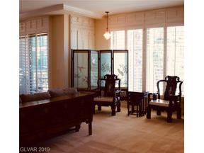 Property for sale at 1 Hughes Center Drive Unit: 303, Las Vegas,  Nevada 89169