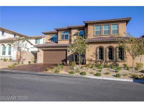 Property for sale at 446 Bosco Di Fiore Street, Las Vegas,  Nevada 89138