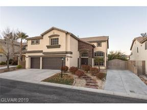 Property for sale at 8824 Arabian Filly Avenue, Las Vegas,  Nevada 89143