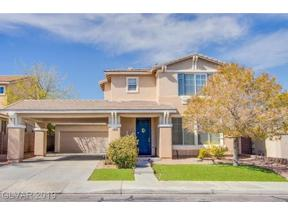 Property for sale at 1309 Cadence Street, Henderson,  Nevada 89108