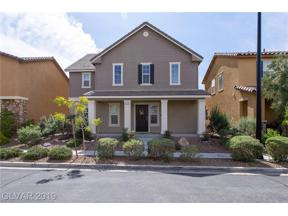 Property for sale at 3203 Sisley Garden Avenue, Henderson,  Nevada 89044