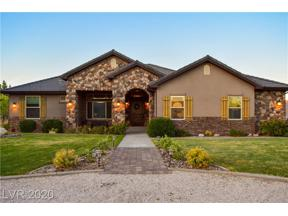 Property for sale at 995 Higbee Ranch Lane, Alamo,  Nevada 89001