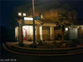 Property for sale at 9516 Wakashan Avenue, Las Vegas,  Nevada 89149