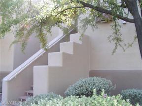 Property for sale at 1909 Villa Palms Court Unit: 204, Las Vegas,  Nevada 89128