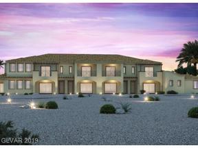 Property for sale at 1048 Via Lombardi Unit: 39, Henderson,  Nevada 89011
