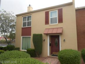Property for sale at 1116 Tam O Shanter, Las Vegas,  Nevada 89109