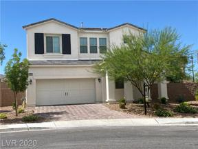 Property for sale at 3069 Echoed Rondel, Henderson,  Nevada 89044