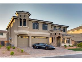 Property for sale at 10983 Gaelic Hills Drive, Las Vegas,  Nevada 89141