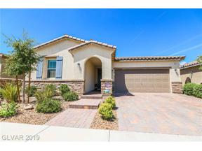 Property for sale at 2437 Fanano Street, Henderson,  Nevada 89044