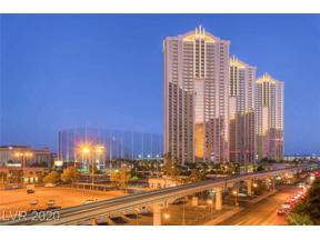 Property for sale at 145 E HARMON Avenue 1701/1703, Las Vegas,  Nevada 89109
