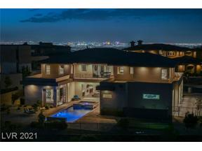 Property for sale at 5 Crystal Tree Pass, Henderson,  Nevada 89052