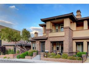 Property for sale at 11280 Granite Ridge 1089, Las Vegas,  Nevada 89135