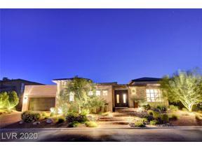 Property for sale at 68 Midnight Ridge, Las Vegas,  Nevada 89135