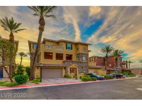 Property for sale at 25 Luce Del Sole 2, Henderson,  Nevada 89011