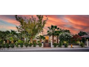 Property for sale at 5757 Coley Avenue, Las Vegas,  Nevada 89146