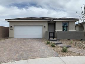 Property for sale at 2411 ARRINGTON Avenue, North Las Vegas,  Nevada 89086