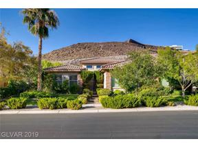 Property for sale at 1788 Amarone Way, Henderson,  Nevada 89012