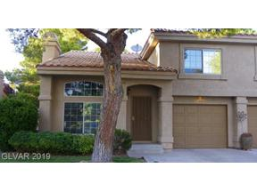 Property for sale at 2834 Shannon Cove Drive, Henderson,  Nevada 89074