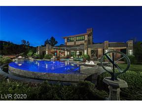Property for sale at 11 GOLDEN SUNRAY Lane, Las Vegas,  Nevada 89135