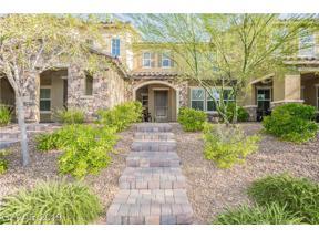 Property for sale at 3029 Camino Sereno Avenue, Henderson,  Nevada 89044