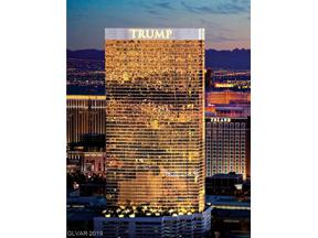 Property for sale at 2000 Fashion Show Drive Unit: 3528, Las Vegas,  Nevada 89109