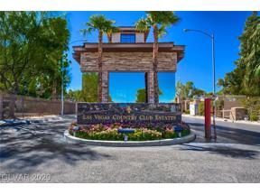Property for sale at 652 Tam O Shanter, Las Vegas,  Nevada 89109