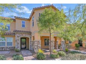 Property for sale at 2376 Via Firenze, Henderson,  Nevada 89044