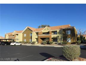 Property for sale at 2120 Ramrod Avenue Unit: 618, Henderson,  Nevada 89014