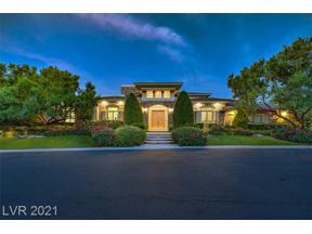 Property for sale at 25 Promontory Ridge Drive, Las Vegas,  Nevada 89135