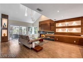 Property for sale at 6977 Emerald Springs Lane, Las Vegas,  Nevada 89113