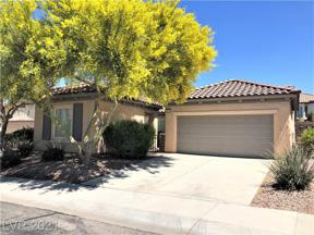 Property for sale at 2150 Waterton Rivers Drive, Henderson,  Nevada 89044