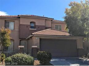 Property for sale at 484 Lacabana Beach Drive, Las Vegas,  Nevada 89138
