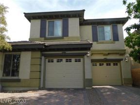 Property for sale at 3821 Moonshine Falls, North Las Vegas,  Nevada 89085