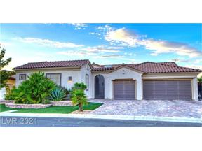 Property for sale at 2874 Hartwick Pines Drive, Henderson,  Nevada 89052