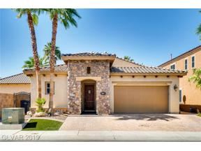 Property for sale at 947 Via Canale Drive Unit: n/a, Henderson,  Nevada 89011