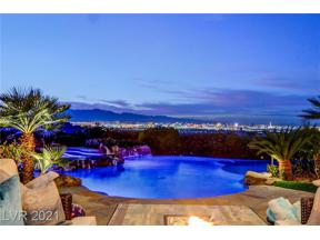 Property for sale at 677 Boulder Summit Drive, Henderson,  Nevada 89012