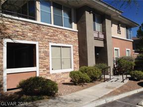 Property for sale at 656 Peachy Canyon Circle Unit: 101, Las Vegas,  Nevada 89144