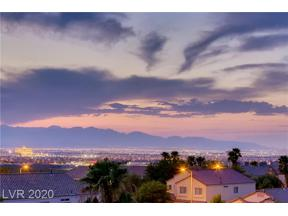 Property for sale at 3196 Castle Canyon Avenue, Henderson,  Nevada 89052