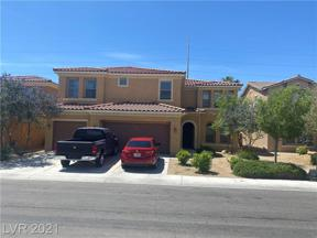 Property for sale at 1909 Gentle Dawn Avenue, North Las Vegas,  Nevada 89084