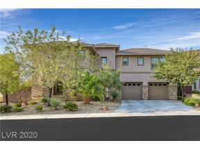Property for sale at 2144 Pont National Drive, Henderson,  Nevada 89044