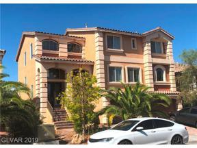 Property for sale at 6326 Screaming Eagle Avenue, Las Vegas,  Nevada 89139