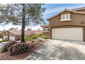 Property for sale at 1607 Amarillo Springs Avenue, Henderson,  Nevada 89014