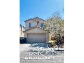 Property for sale at 10146 Desert Trees Street, Las Vegas,  Nevada 89141