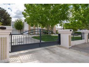 Property for sale at 3860 HILDEBRAND Lane, Las Vegas,  Nevada 89121