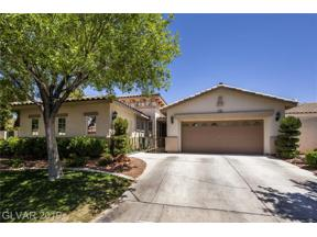 Property for sale at 1100 Via Appianna, Henderson,  Nevada 89052