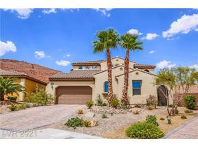 Property for sale at 58 Portezza Drive, Henderson,  Nevada 89011